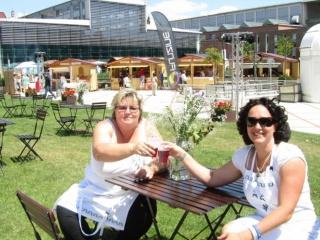Gasztroangyal a Millenáris Parkban (Fotó Facebook, Gasztroangyal fesztivál)